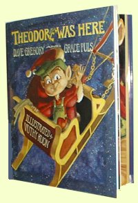Book - Theodore Was Here!